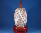 Deluxe Cardinal Wood Yarn/Thread Holder - Specialty Lacquer Finish