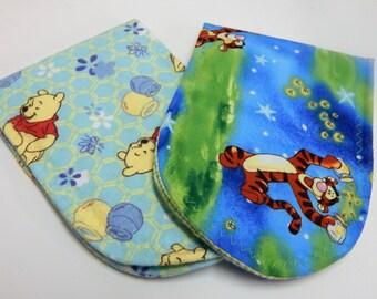Newborn Baby Burp Cloths Disney Winnie the Pooh