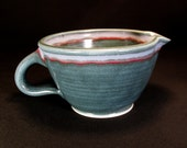 Ceramic Batter Bowl - Kitchen Prep Bowl - Whisk Bowl - Cake Batter Bowl - Batter Bowl Ceramic - Kitchen Batter Bowl - Mixing Bowl - In Stock