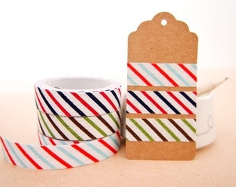 Fabric Deco Tape - Airmail