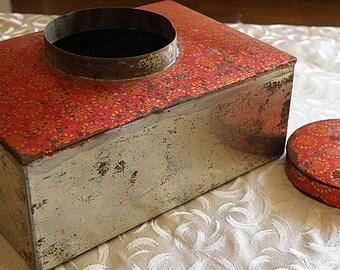 Tin Tea Box from China