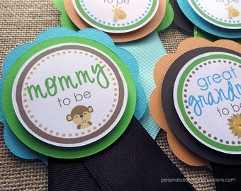 Jungle Baby Shower Decorations, Baby Shower Decorations, Baby Shower Décor, Jungle  Baby Shower