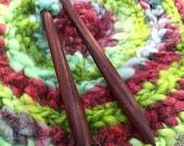 Cocobolo Hair Stick Set