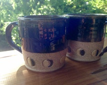 Moon Phase Mug - Moon Mug - Tea Cup - Coffee Mug - Espresso - Latte - Wanderlust - Moon Phases