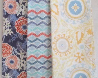 Sunnyside Fat Quarter Fabric Bundle - Moda - Kate Spain - Only One