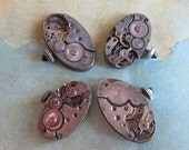 Featured - Steampunk supplies - Watch movements - Vintage Antique Watch movements Steampunk - Scrapbooking d5
