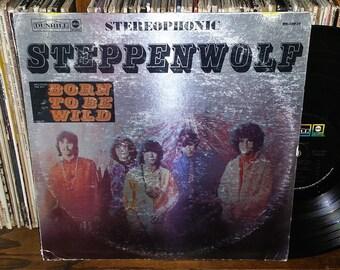 Steppenwolf Born To Be Wild Vintage Vinyl Record