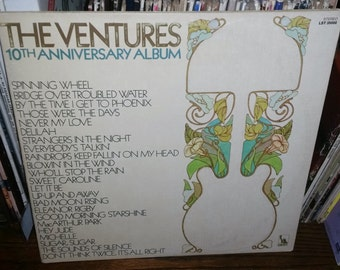 The Ventures 10th Anniversary Album Vintage Vinyl Double Album