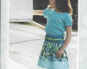 Sale! Little Belle Skirts pattern (L012) -  Favorite Things
