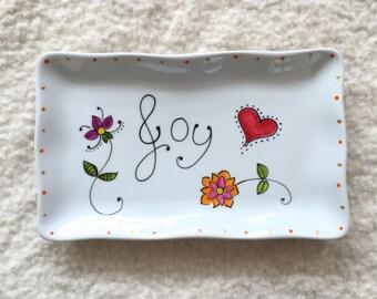 Porcelain JoyTray