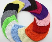 Baby Crochet Kufi Hats-***CLOSEOUT***