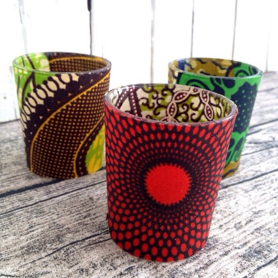 African Party Decoration Of African Wedding D Cor Votive Candle Party African By