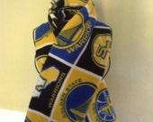 Golden State Warriors Fleece Scarf