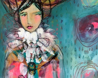 Pure Magic - 11 x 14 Original Painting