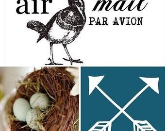 Air Mail -  Par Avion