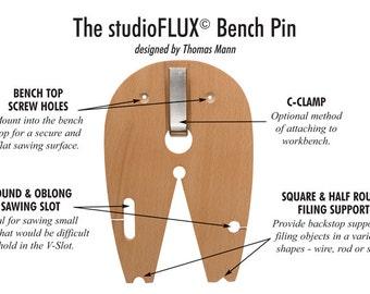 StudioFlux Multipurpose Bench Pin Designed By Thomas Mann
