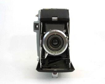 Vintage Kodak Tourist Folding Camera. Circa 1948 - 1951
