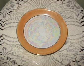 Vintage Lusterware saucer