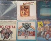 Soundtrack LP Records Vinyl Wax Classic Movies Films Perfect for DJs Remixes Party Mixtape Philip Glass Vangelis Blues Soul 80s Rock ET