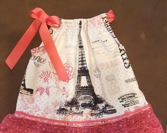 Paris Eiffel Tower Dress