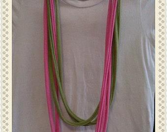 Noodle Necklace
