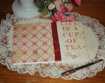 Guest Book Album * Tea Party * Birthday * Graduation * Retirement *Bridal Shower * Cafe