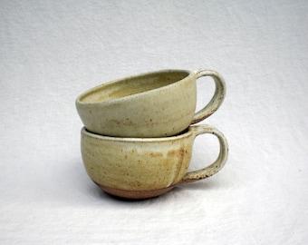Big Mug - Matte Cream Marble