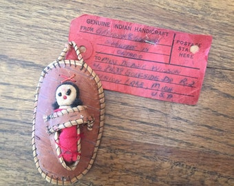 1962 indian doll baby