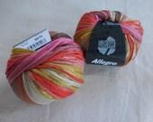 Destash Sale Lana Grossa Allegro Viscose and Cotton Worsted Yarn