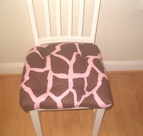 bar stool cushions with ties