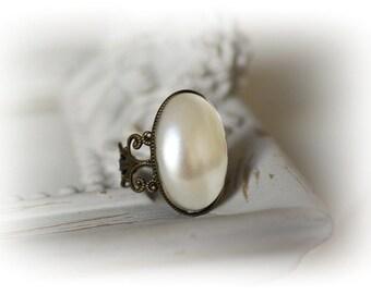 Grace Kelly Vintage Ring