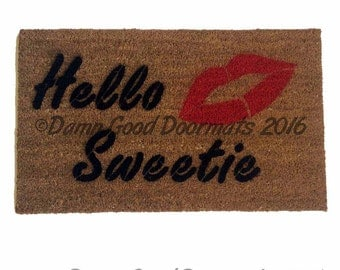 Sanctuary for wayward geeks doormat geek by damngooddoormats - Geeky doormats ...