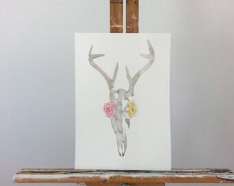 Stranger No. 2 Original Acrylic Painting