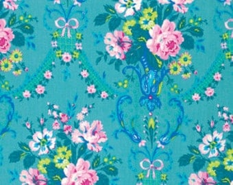 Caravelle Arcade   by Jennifer Paganelli for Free Spirit Fabrics PWJP097BLUE
