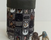 Reversible Storage Bucket- Star Wars Episode 7 BB8