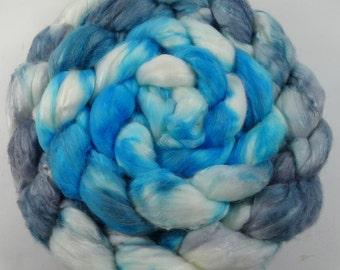 70/30 Merino Silk Roving 4oz OOK #19