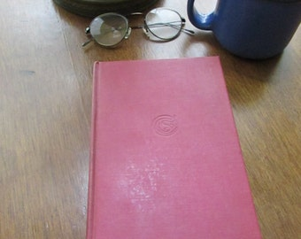 Merry Men and Dr. Jekyll by Robert Louis Stevenson - 1917 Edition - Hardcover Antique Book