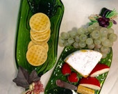 Large 2-Piece Cheese and Cracker Set