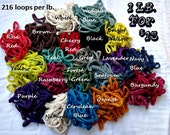 10 lb. Cotton Potholder Loopers in Standard colors