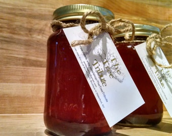 Grade A Amber Maple Syrup - Pint