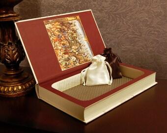 Hollow Book Safe (The First Crusade)