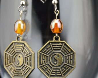 I-Ching Earrings