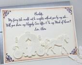 Will You Be My Bridesmaid Card, Bridesmaid Proposal, Bridesmaid Invitation, Ask Bridesmaid