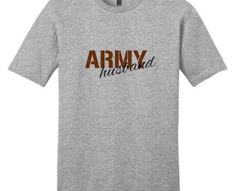 Army Husband - Military T-Shirt