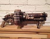 Steam Drum Gun