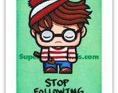 Super Emo Waldy