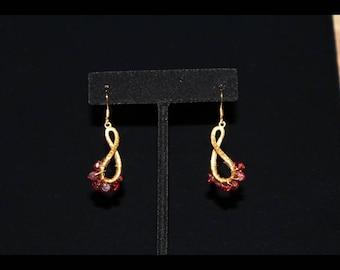 Ruby's Earrings