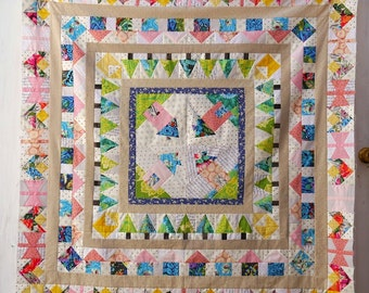 About Town Quilt Pattern Set