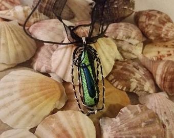 Fancy Green Pendant