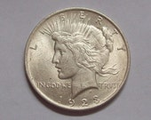 1923 USA Silver Dollar Mint Condition